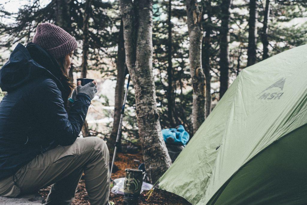 キャンプ 収納