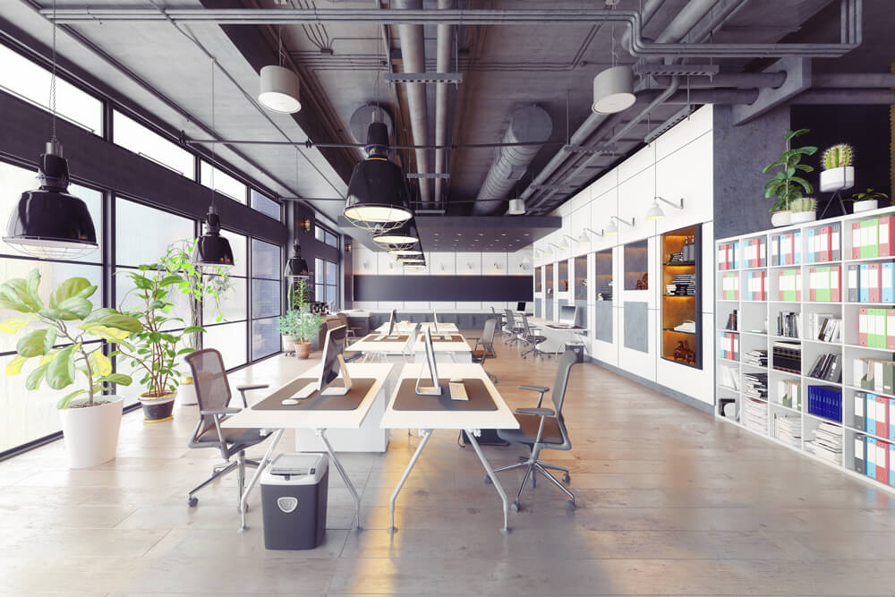 快適なオフィス環境